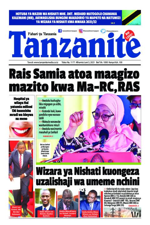 Rais Samia atoa maagizo mazito kwa Ma-RC,RAS | Tanzanite
