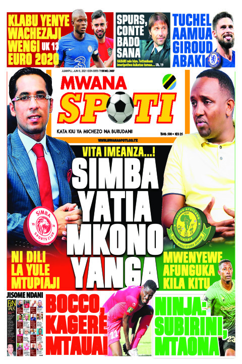 VITA IMEANZA SIMBA YATIA MKONO YANGA  | Mwanaspoti