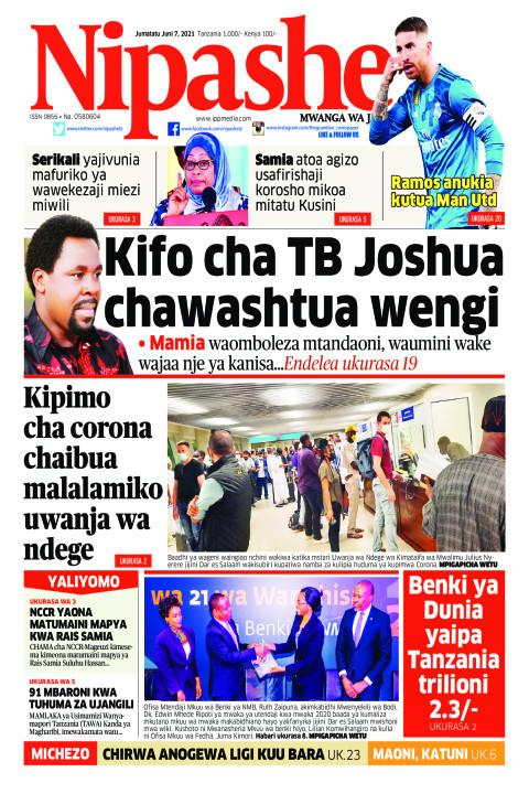 Kifo cha TB Joshua chawashtua wengi | Nipashe