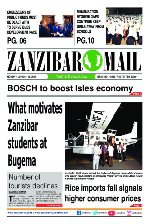 What motivates Zanzibar students at Bugema | ZANZIBAR MAIL