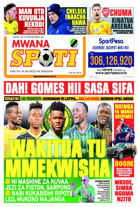 WAKITUA TU MMEKWISHA  | Mwanaspoti