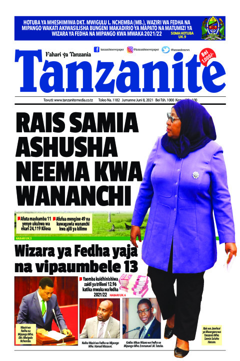 Rais Samia Ashusha Neema kwa Wananchi | Tanzanite