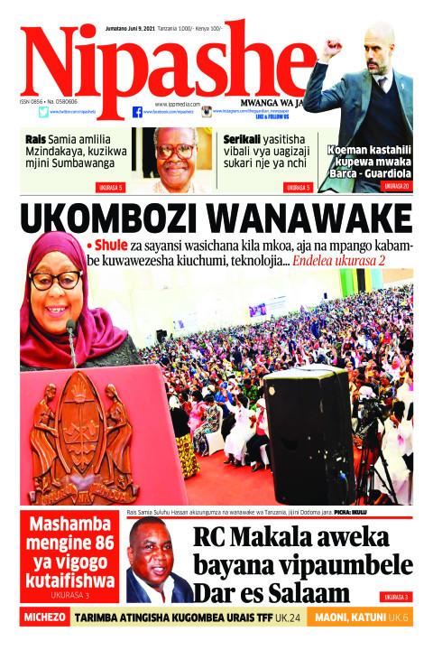UKOMBOZI WANAWAKE | Nipashe