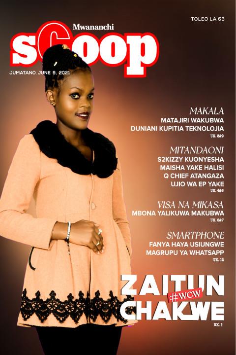MWANANCHISCOOP TOLEO LA 063 | Mwananchi Scoop