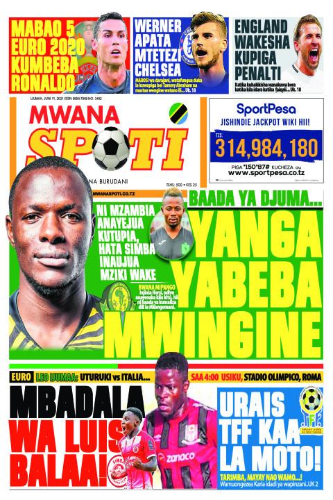 BAADA YA DJUMA YANGA YABEBA MWINGINE  | Mwanaspoti
