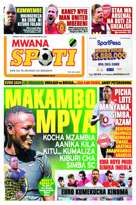 MAKAMBO MAPYA  | Mwanaspoti