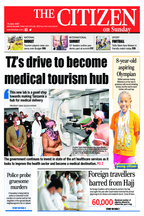 TZ'S DRIVE TO BECOME MEDICAL TOURISM HUB  | The Citizen
