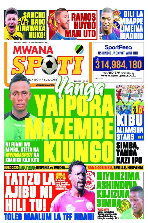 YANGA YAIPORA MAZEMBE KIUNGO  | Mwanaspoti