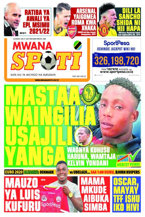 MASTAA WAINGILIA USAJILI YANGA  | Mwanaspoti