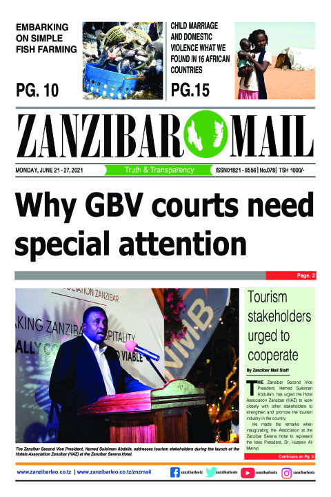 Why GBV courts need special attention | ZANZIBAR MAIL