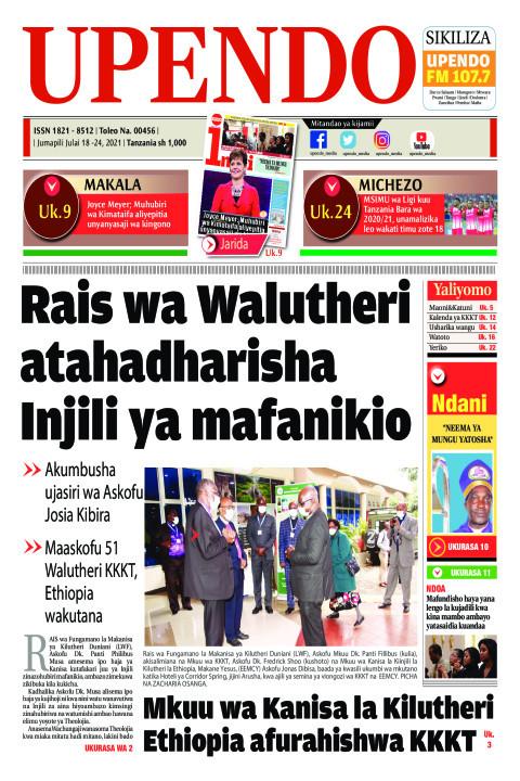 Rais wa Walutheri atahadharisha Injili ya mafanikio | Upendo