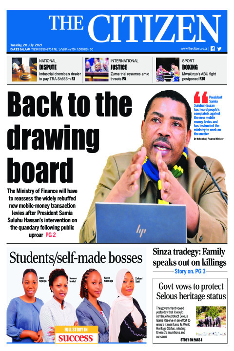 BACK TO THE DRAWING BOARD  | The Citizen