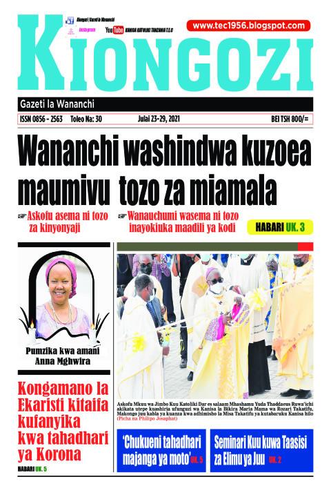 Wananchi washindwa kuzoea  maumivu tozo za miamala | Kiongozi