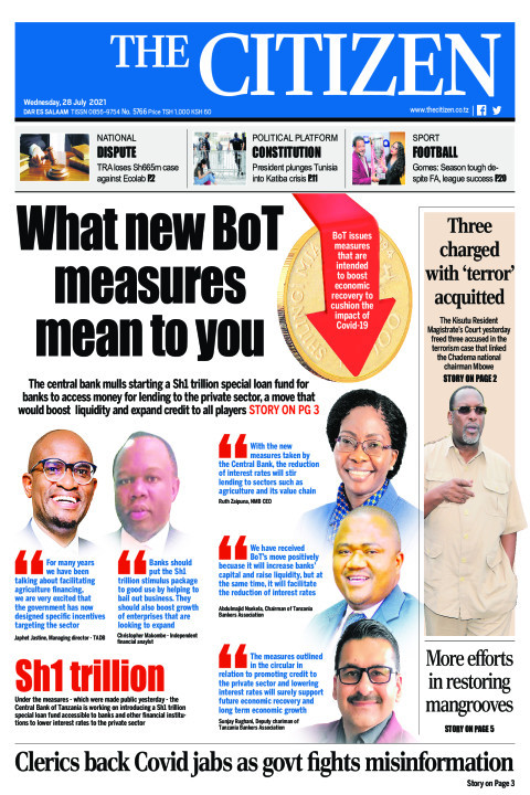 WHAT NEW BOT MEASURES MEAN TO YOU  | The Citizen
