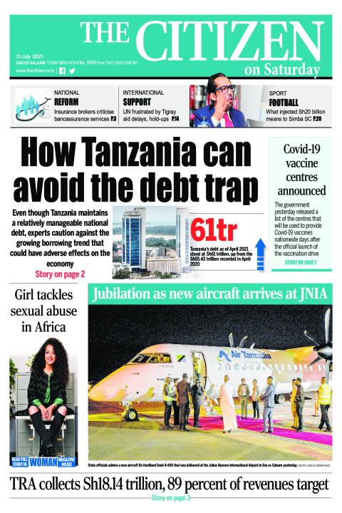 HOW TANZANIA CAN AVOID THE DEBT TRAP   | The Citizen