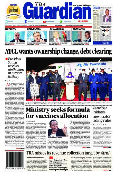 ATCL wants ownership change, debt clearing | The Guardian