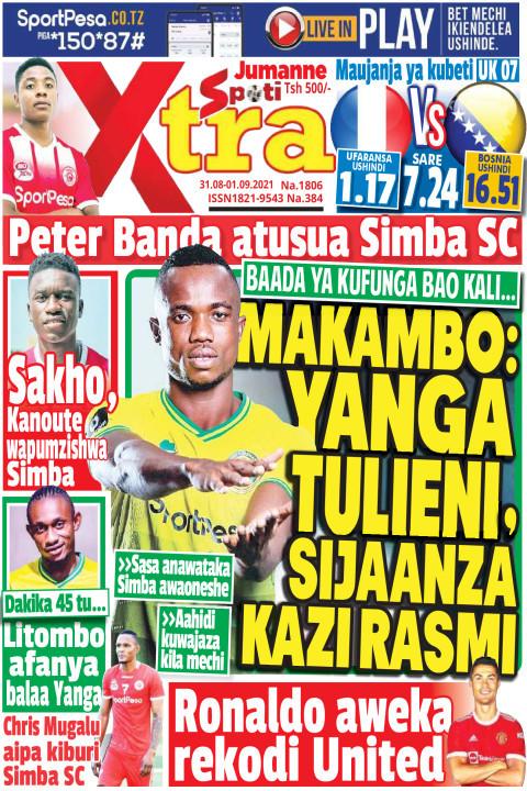 MAKAMBO: YANGA TULIENI, SIJAANZA KAZI RASMI | SpotiXtra Jumanne