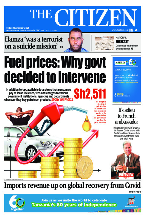 FUEL PRICES: WHY GOVT DECIDED TO INTRVIEW TO INTERVENE  | The Citizen