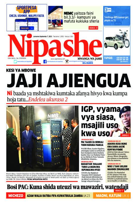 Kesi ya Mbowe  JAJI AJIENGUA *Ni baada ya mshtakiwa kumta | Nipashe