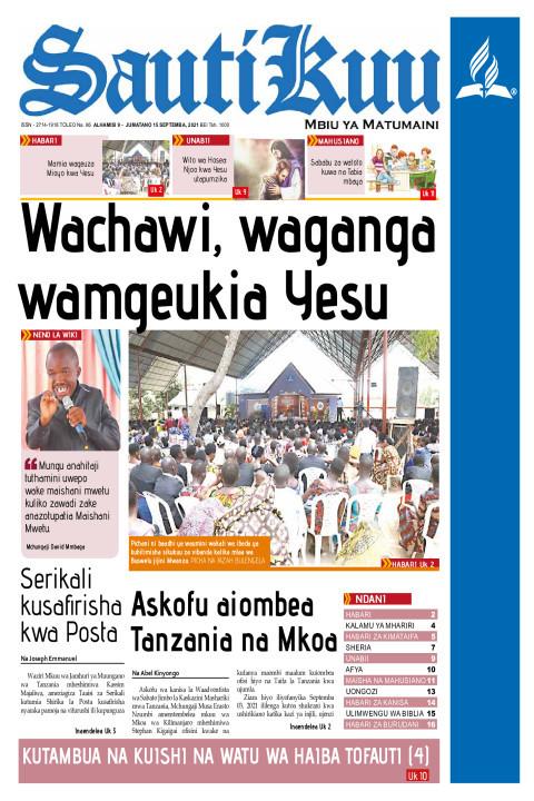 WACHAWI, WAGANGA WAMGEUKIA YESU | Sauti Kuu Newspaper