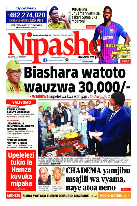 Biashara watoto wauzwa 30,000/- | Nipashe