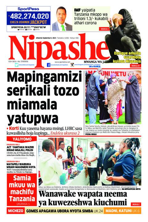 Mapingamizi serikali tozo miamala yatupwa | Nipashe