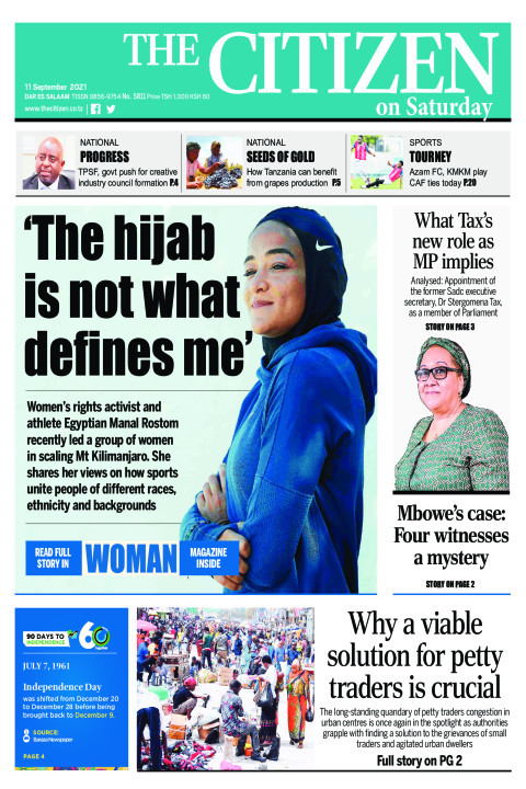 THE HIJAB IS NOT WHAT DEFINES ME  | The Citizen