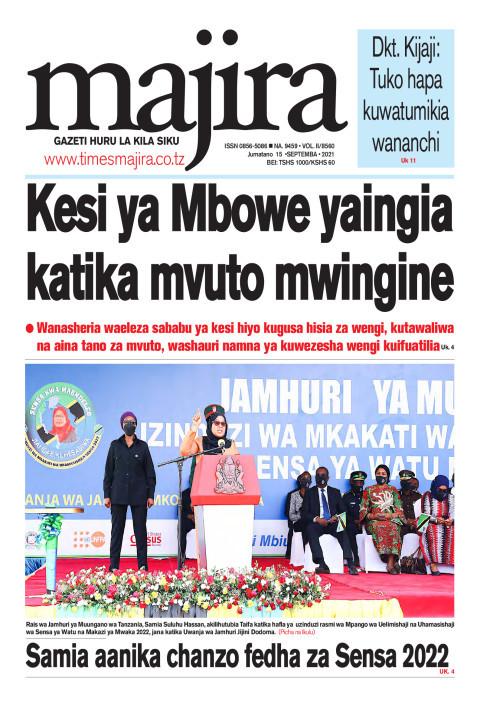 Kesi ya Mbowe yaingia katika mvuto mwingine | MAJIRA