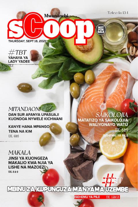 #DIET: Mbinu Za Kupunguza Manyama Uzembe  | Mwananchi Scoop
