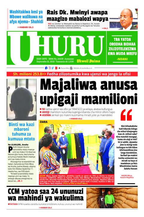 Majaliwa anusa upigaji mamilioni | Uhuru