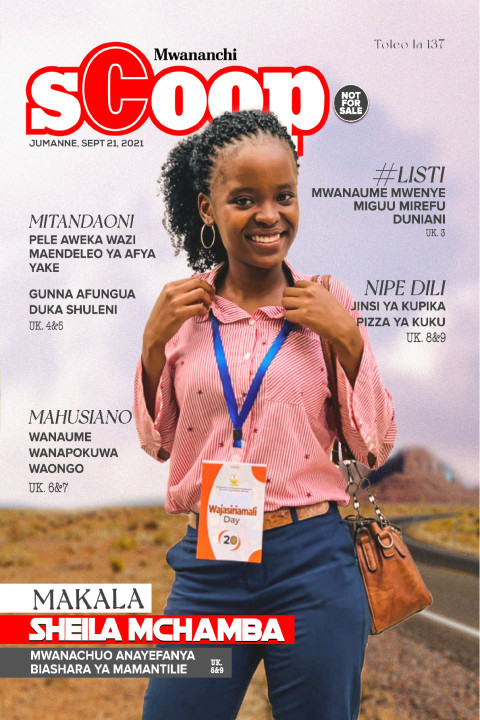 MAKALA: Sheila Mchamba Mwanachuo Anayefanya Biashara Ya Mama | Mwananchi Scoop