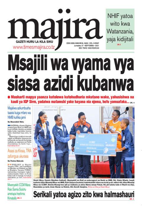 Msajili wa Vyama vya Siasa azidi kubanwa | MAJIRA
