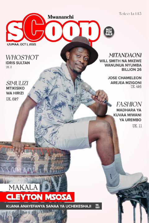 MAKALA: Cleyton Msosa Kijana Anayefanya Sanaa Ya Uchekeshaj | Mwananchi Scoop