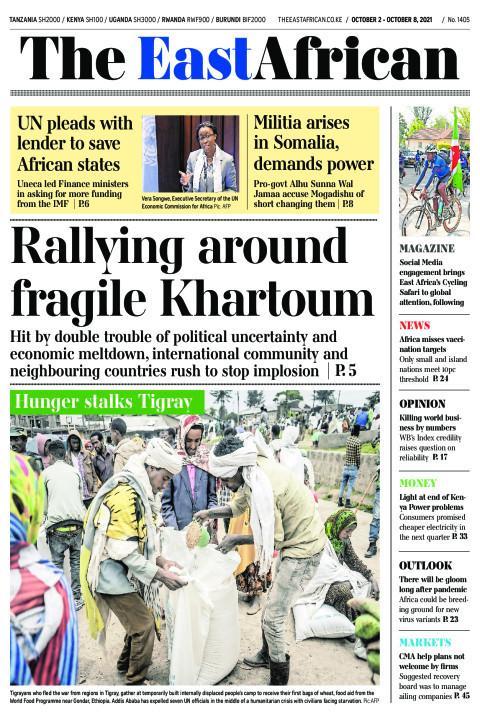 RALLYING AROUND FRAGILE KHARTOUM  | The East African