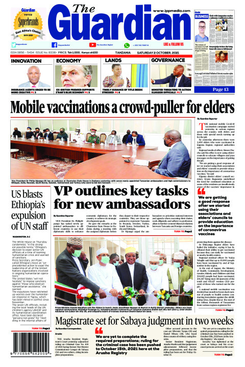 Mobile vaccinations a crowd-puller for elders | The Guardian