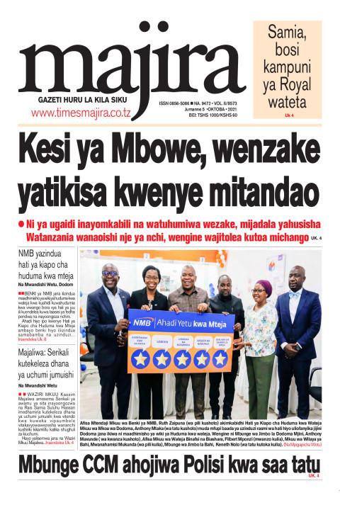 Kesi ya Mbowe, wenzake yatikisa kwenye mitandao | MAJIRA
