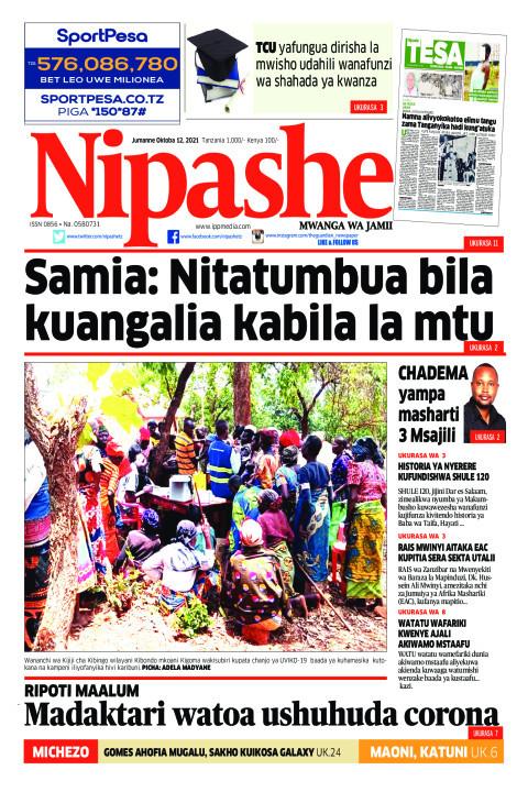 Samia: Nitatumbua bila kuangalia kabila la mtu | Nipashe