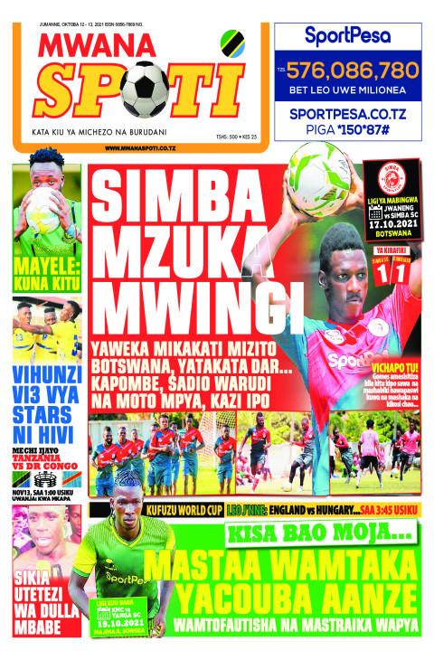 SIMBA MZUKA MWINGI  | Mwanaspoti