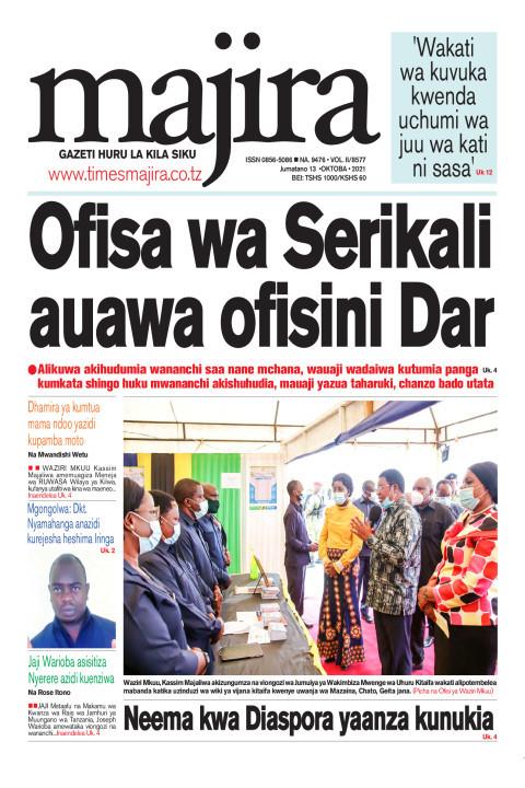 Ofisa wa serikali auawa ofisini Dar | MAJIRA