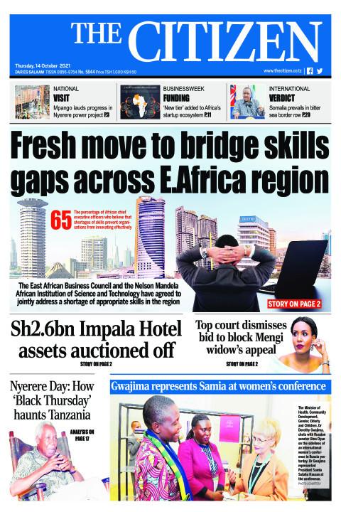 FRESH MOVE TO BRIDGE SKILLS GAPS ACROSS E.AFRICA REGION  | The Citizen